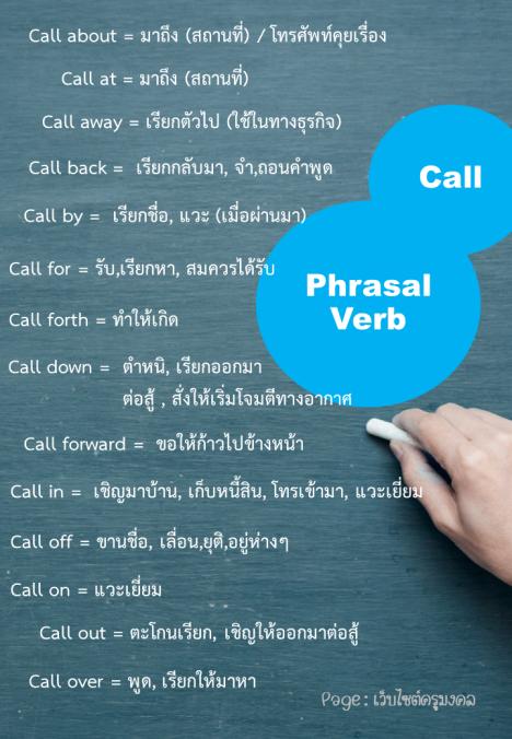 come phrasal1